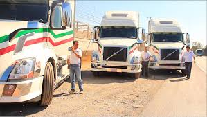 Teamsters Set To Abandon Legal Fight Against Mexican Trucking - Seek ... New Mexico Trucking Summer2014 By Ryan Davis Issuu Stringent Hours Of Service Rules On The Horizon For Mexican Truckers Port Director Integral Part Santa Teresas Growth Alburque Mexico Announces Double Trailers Trucker Online Truckers Archives Today Issue No 30 February 1990 News Truckersmp Groendyke Transport Competitors Revenue And Employees Owler