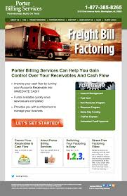 100 Factoring Companies For Trucking Porter Billing Services Is A Factoring Company Specializing