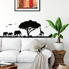 wandtattoo afrika 3