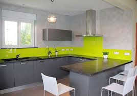cr ence couleur cuisine credence moderne pour cuisine maison design bahbe com