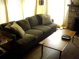 Dark Brown Couch Decorating Ideas by Dark Green Couch Decorating Ideas Bjhryz Com