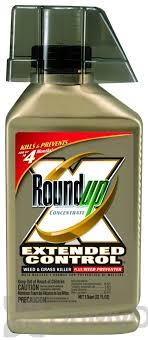 Roundup Concentrate Extended Control Weed Grass Killer Plus Preventer