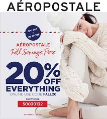 Aeropostale Coupons - $10 Off $50 And More At Aeropostale Aeropostale Coupon Codes 1018 In Store Coupons 2016 Database 2017 Code How To Use Promo And For Aeropostalecom Gift Card Discount Replacement Code Revolve Clothing Coupon New Customer Idee Regalo Pasta Di Mais Coupons Usa The Learning Experience Nyc 10 Off Home Facebook Aropostale Final Hours 20 Off Free Shipping On 50 Or More Gh Bass In Store August 2018 Printable Aeropostale