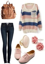 Casual Back To School Outfit I Have Been Really Liking These Types Of Shoes Lately Cute Clothes For Girls