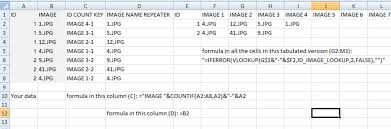 How To Convert Multiple Rows Into Multiple Columns With Unique IDs