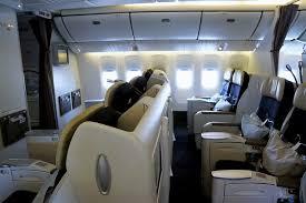 siege business air exclusivité les nouvelles cabines à bord des boeing 777 300er coi