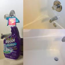 kaboom disinfex 3 in 1 bathroom spray kaboom
