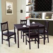 4 Chair Kitchen Table | Dining Table 4 Chairs Bench 4 Chair Kitchen Table Set Ding Room Cheap And Ikayaa Us Stock 5pcs Metal Dning Tables Sets Buy Amazoncom Colibrox5 Piece Glass And Chairs Caprice Walkers Fniture 5 Julia At Gardnerwhite Pc Setding Wood Brown Ikayaa Modern 5pcs Frame Padded Counter Height Ding Set Table Chairs Right On Time Design 4family Elegant Tall For Sensational