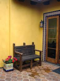 Spanish Furniture Outdoor Colonial