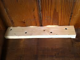 Squeaky Wood Floor Screws by Fixing A Squeaky Floor Dadand Com Dadand Com