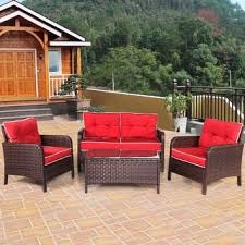 Smith And Hawkins Patio Furniture Cushions by Outdoor Sofas Chairs U0026 Sectionals Shop The Best Deals For Dec