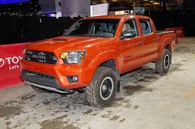 Toyota TRD Pro Series Introduced For Tundra, Tacoma, 4Runner ...