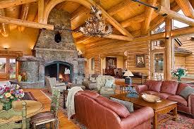 104 Wood Homes Magazine Log Cabin Cabin