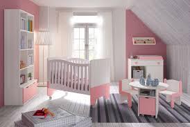 chambre bébé fille chambre bébé fille avec lit bicouleur blanc et glicerio so nuit