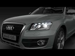 2009 audi q5 lights hd