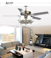 Dining Room Ceiling Fans Fan With Lots Of Light Ideas Formal