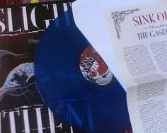 the gaslight anthem s first press of the 59 sound on transparent