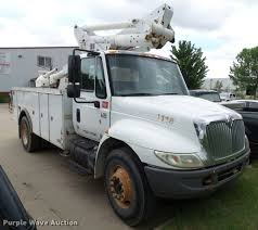 2005 International 4200 Bucket Truck | Item L5575 | SOLD! Ju...