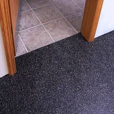 advantages and disadvantages of rubber flooring tile