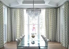 Dining Room Window Treatments Ideas Living Treatment Pictures Formal