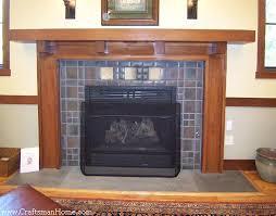 prairie style mantles seven craftsman fireplace mantels that