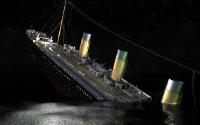 Titanic Sinking Animation National Geographic by Pictures Of The Sinking Titanic Sinks Ideas