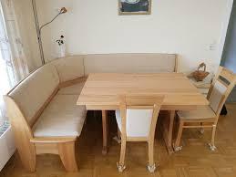 esszimmer eckbank 190 x 150 mit tisch ausziehbar massiv