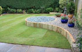 flower bed edging Landscape Edging with Beautiful Patterns