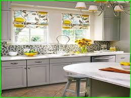 White French Country Kitchen Curtains by Country French Kitchen Curtain Ideas Designs 2016 Modern French