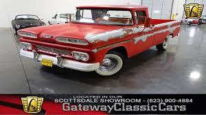 100 1960 Chevrolet Truck C10 Gateway Classic Cars 340SCT