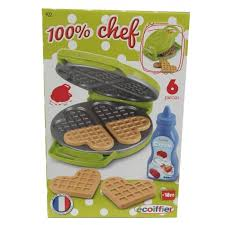 cuisine enfant ecoiffier ecoiffier jouet mini gauffrier pour enfant 2173 achat