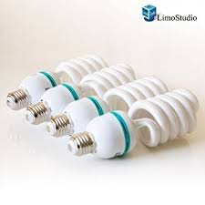 limostudio spectrum light bulb four 45w