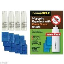 Thermacell Mosquito Repellent Patio Lantern Amazon by Thermacell Mosquito Repellent Refill Value Pack Thermacell