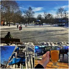 Great Pumpkin 10k Saco by Rinks U0026 Drinks Great Places To Ice Skate With Toddies And