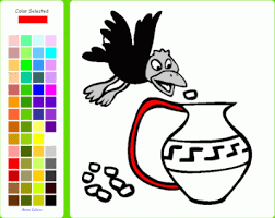 Coloring Pages Printable Simple Design Book Online Easy Applictation Toodler To Color Activity Colorful Tools