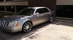 22 inch wheels on 07 dts Cadillac Forum Enthusiast forums
