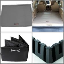 Lund Catch It All Floor Mats by An Organized Trunk Is Possible With Lund Cargo Logic