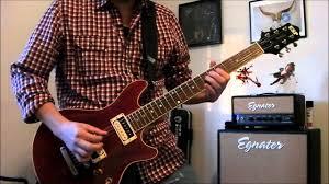 Today Smashing Pumpkins Tablature by The Smashing Pumpkins Hummer Guitar Cover Youtube