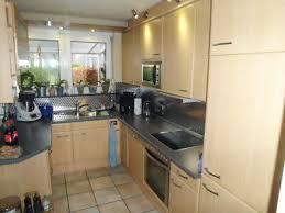 einbauküche küche u form 350 x 225 x 175 cm buche mit allen