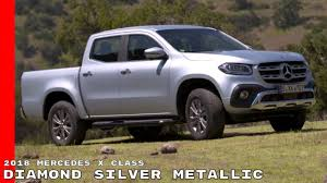 2018 Mercedes X Class Pickup Truck Diamond Silver Metallic - YouTube Mercedesbenz Xclass 2018 Pricing And Spec Confirmed Car News New Xclass Pickup News Specs Prices V6 Car Reveals Pickup Truck Concepts In Stockholm Autotraderca Confirms Its First Truck Magazine 2018mercedesxpiuptruckrear The Fast Lane 2017 By Nissan Youtube First Drive Review Driver Mercedes Revealed Production Form Keys Spotted 300d Spotted Previewing The New Concept Stock Editorial Photo Unveiled Companys