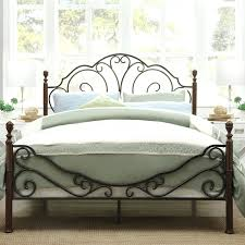 Bamboo Headboard And Footboard by Wicker Headboard Queen Collection With Upholstered Platform Bed