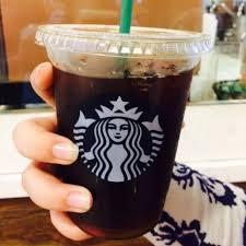 Americano Ice Coffee