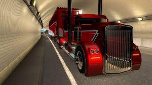 100 Phantom Truck The Trailer 14x ATS Mods American Simulator