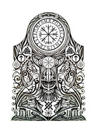 Best 25 Viking Tattoos Ideas On Pinterest