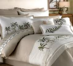 Palm Tree Decor Palm Tree Bedding