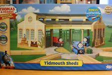 thomas tank engine wooden railway turntable for tidmouth sheds