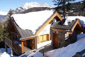 chalet 10 personnes alpes rénové 10 personnes chalet de luxe détaché à la piste de ski à oz