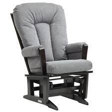 Dutailier Rocking Chair - Espresso Wood And Gray Fabric #3128 - Clement Redwood Adirondack Rocking Chair Durable Wooden Rocker Sunnydaze Patio Cast Iron Cstruction With Percy Bluerise 3 In 1 Beach Lounger Chaise Easily Rockingchair Pong Blackbrown Robust Glose Dark Brown Chair Ikea Plantation Cushions Zuma Series 13h Seat And Chrome Frame Navy 1575w X 1712d 2137h Hand Crafted Comb Back Windsor By Luke A Barnett Birch Veneer Black