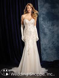 museum alfred angelo bridal gown 957