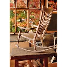 Sam Maloof Rocking Chair Video by Sam Maloof Woodworker Inc Beautiful Hand Made Furniture Designed